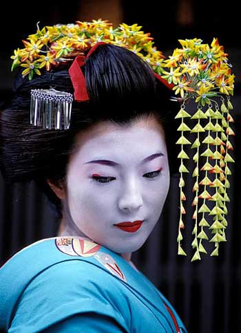Geisha Kyoto - Japanese Woman